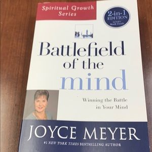 Joyce meyer book
